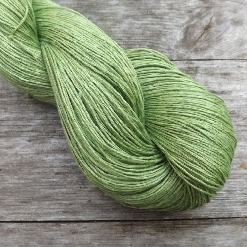 Lithuanian Linen - 9 Vintage Green